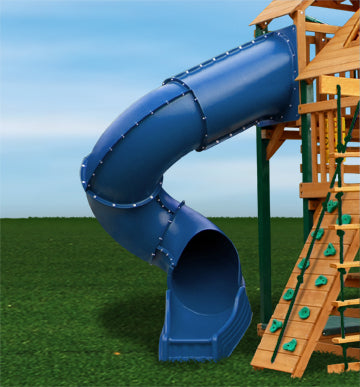 Tube slide 2.1m deck height