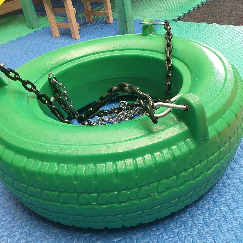 Commercial grade Tyre Swing