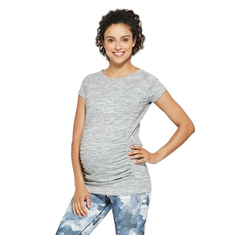 Isabel Maternity by Ingrid & Isabel Active Short Sleeve T-Shirt