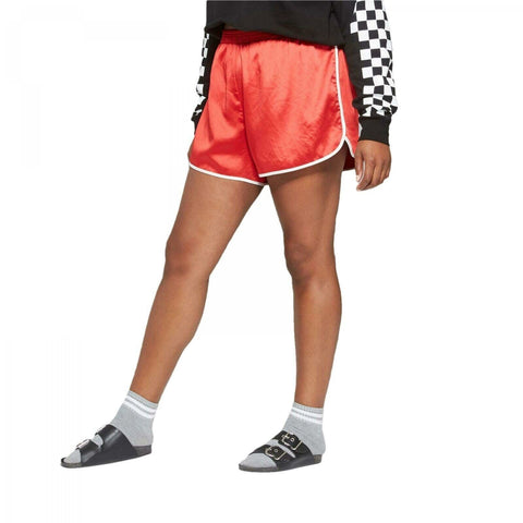 Wild Fable Women's Sporty Shorts with Contrast Trim