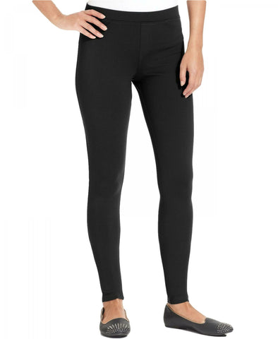 HUE Women's Ponte Leggings. U13833H