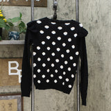 Epic Threads Big Girls Polka Dot Pullover Sweater