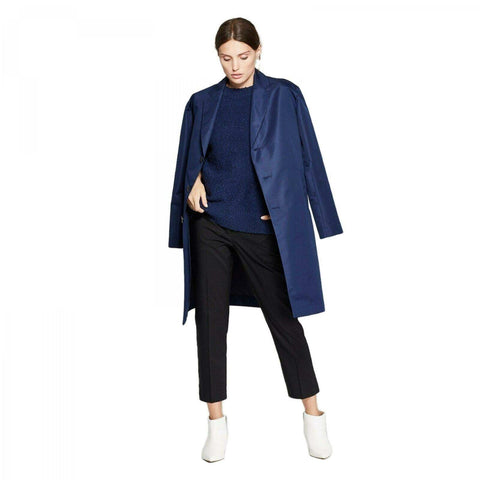 Prologue Women's Long Sleeve Oversized Trench Coat