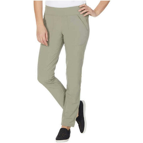 Weatherproof Vintage Women's Stretch Pull On Waist Performance Pants