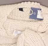 Universal Thread Women's Long Sleeve Chunky Knit Sweater