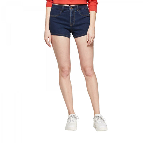 Wild Fable Women's High Rise Denim Shorts