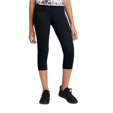 All In Motion Girls' Ruched Performance Capri Leggings