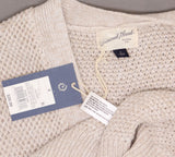 Universal Thread Women's Textured Open Cardigan Sweater