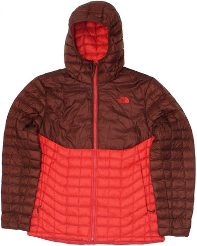 The North Face Men's Packable Thermoball Hoodie Puffer Jacket