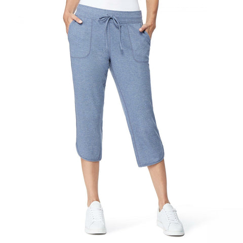 32 Degrees Cool Women's French Terry Capri Pants