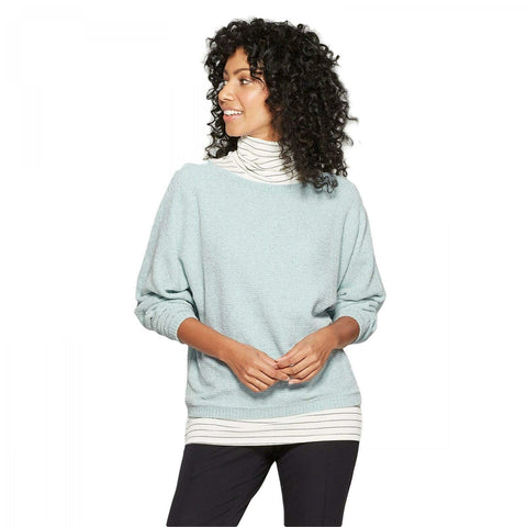 A New Day Women's Pullover Chenille Sweater