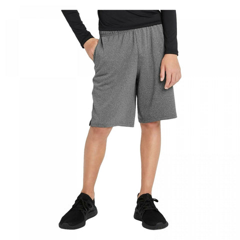 All In Motion Boys Athletic Gym Shorts