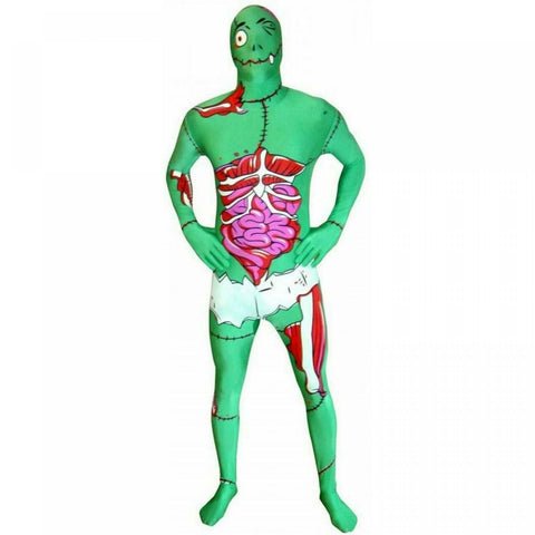 Morphsuits Adult Halloween Monster Classic Costume Frankenstein Medium