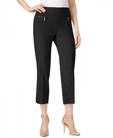 Style & Co. Women's Pull-On Cropped Pants. 54634DB805