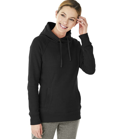 Charles River Apparel Ladies Hometown Hoodie Pullover Hooded Sweatshirt