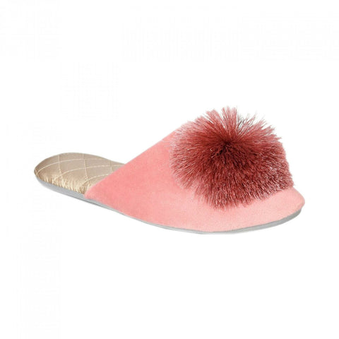 I.N.C. International Concepts Women's Tassel Pom Slippers