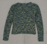 Wild Fable Women's Long Sleeve Crew Neck Confetti Sweater