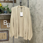 Who What Wear Women's Long Sleeve Chunky Cardigan Sweater