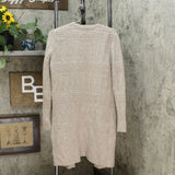 Universal Thread Women's Long Sleeve Textured Cardigan Sweater