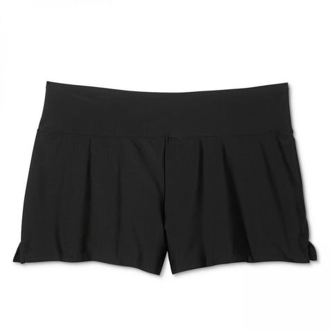 Kona Sol Women's Plus Size Swim Boyshorts