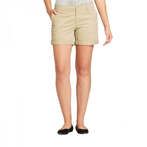 A New Day Women's 5 Inch Chino Shorts