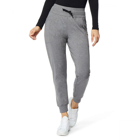 32 Degrees Heat Women's Performance Knit Side Pocket Jogger Pants