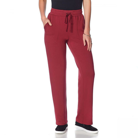 Soft & Cozy Loungewear Women's French Terry Sweatpants