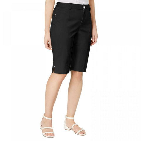 INC International Concepts Curvy Fit Bermuda Walker Shorts