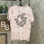 Keith Haring Women's Short Sleeve Graphic T-Shirt