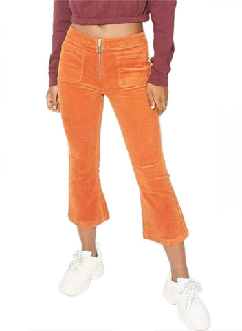 Wild Fable Women's Corduroy Kick Flare Cargo Pants