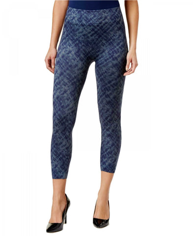 Spanx Women's Cropped Printed Seamless Leggings. 20099R