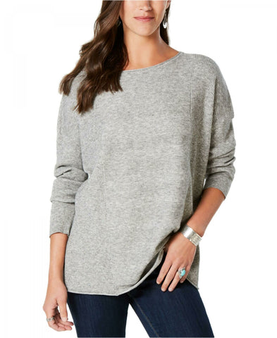 Style & Co. Women's Mixed-Rib Sweater Pullover. 100035995MS