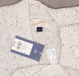 Universal Thread Women's Chunky Knit Cable Wrap Cardigan Sweater with Belt