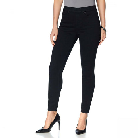 MOTTO Women's Stretch Denim Pull On Jeggings
