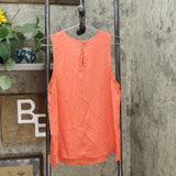 A New Day Women's Sleeveless Crewneck Shell Blouse
