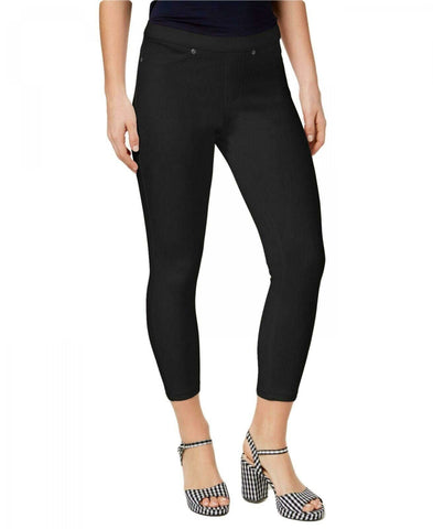 HUE Women's Original Denim Capri Leggings. U19255H