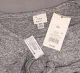 NWT A New Day Women's Long Sleeve Cozy Knit Sweater Top