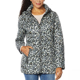 Laurier & Co. Women's Packable Quilted Puffer Coat