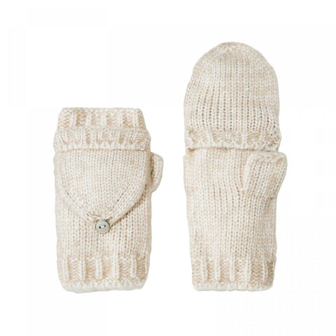 A New Day Women's Chunky Knit Flip Top Mittens