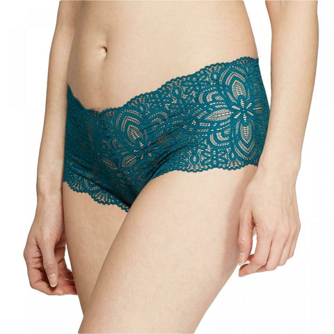 Auden Women's All Over Lace Cheeky Underwear