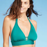 Kona Sol Women's Triangle Bikini Swim Top