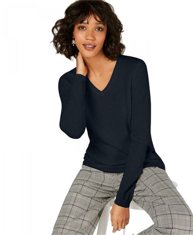 Charter Club Women's Pure Cashmere V-Neck Sweater. 100034913