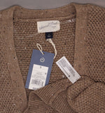 Universal Thread Women's Textured Open Front Cardigan Sweater