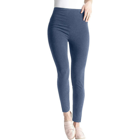 Yummie Women's Signature Waistband Denim Jeggings
