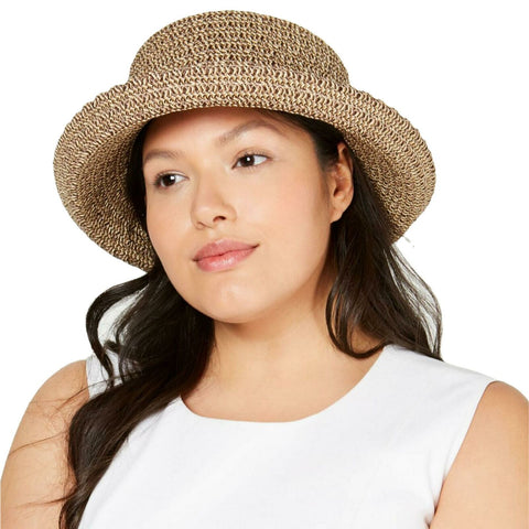 Nine West Women's Packable Kettle Hat