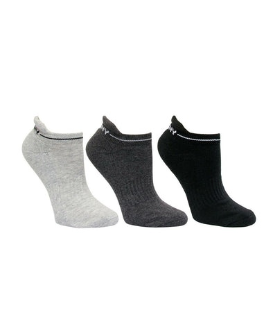 DKNY Sport Women's Low Cut Sock with Tab 3 Pack 06LXC16843