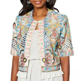LaBellum by Hillary Scott Women's Hero Embellished Jacket