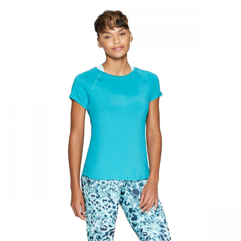 C9 Champion Women's Cloud Knit Duo Dry Athletic Shirt Top