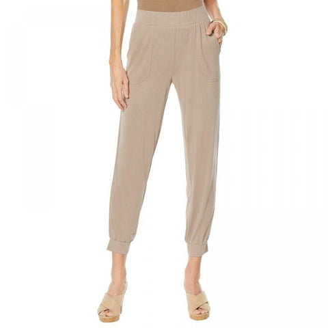 G by Giuliana Women's Tall Luxe Knit Ankle Pants