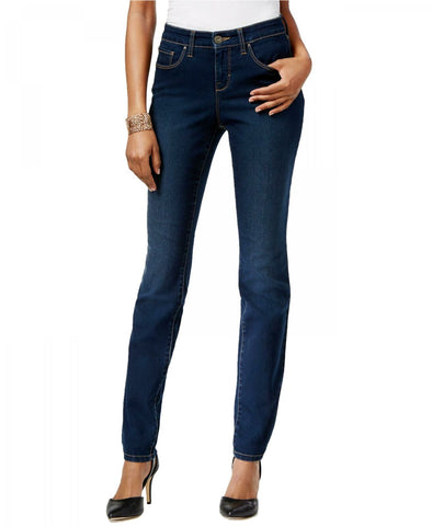 Style & Co. Women's Curvy-Fit Skinny Jeans with Tummy Control. 53907WV819